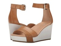 Dr. Scholl's Warner Original Collection Sienna Tan Women's Wedge Shoes