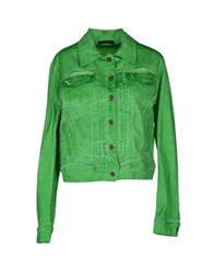 Plein Sud Jeanius Jackets Green