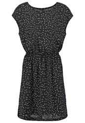 S.Oliver Denim Summer Dress Black