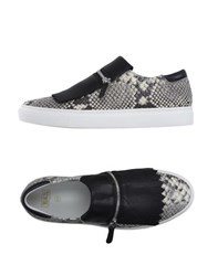 Ash Footwear Low Tops And Trainers Men Grey