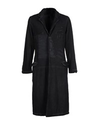 Jijil Coats And Jackets Full Length Jackets Men Black