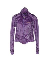 Crust Jackets Purple