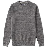 Barbour Roxen Crew Neck Grey