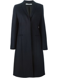 Givenchy Classic Evening Coat Blue