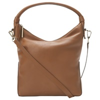 Whistles Belgrave Simple Hobo Bag Tan