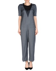Viktor And Rolf Pant Overalls Grey