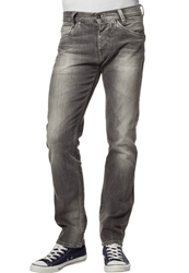 Pepe Jeans Spike Slim Fit Jeans X72 Grey