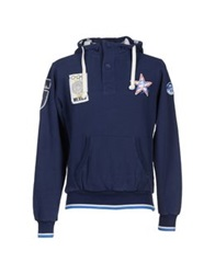 North Sails Sweatshirts Dark Blue