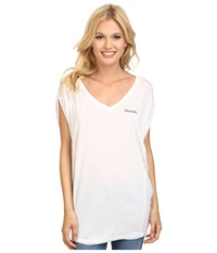 Bench Amplize T Shirt Bright White Women's T Shirt