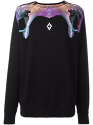 Marcelo Burlon County Of Milan 'Yulisa' Sweatshirt Black