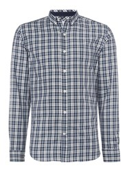 Selected Slim Jax Tap Check Shirt Flint