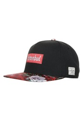 Cayler And Sons Istanbox Cap Black Red