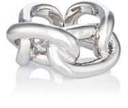 Jennifer Fisher Women's Chain Link Pinky Ring Colorless