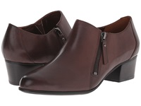 Naturalizer Tipley Bridal Brown Leather Women's Shoes