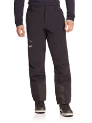 Helly Hansen Wintersports Four Pocket Pants Evening Blue Magma Black