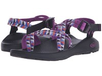 Chaco Zx 2 Classic Camper Purple Women's Sandals