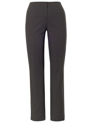 Chesca Fleece Lined Trousers Charcoal