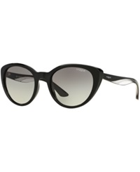 Vogue Eyewear Sunglasses Vogue Line Vo2963s 53 Black Grey Gradient