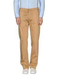 Reporter Trousers Casual Trousers Men Camel