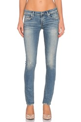 Citizens Of Humanity Sculpt Racer Low Rise Skinny Miramar