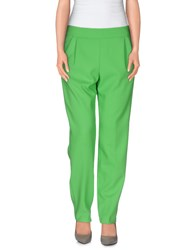 French Connection Trousers Casual Trousers Women Light Green