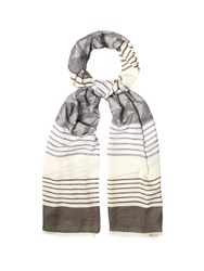 White Stuff Twilight Jacquard Scarf