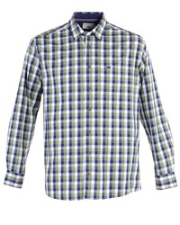 Bar Harbour By Double Two Casual Shirt Green