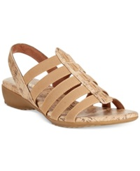Easy Street Shoes Easy Street Melbourne Sandals Women's Shoes Cork