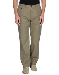 Lacoste Trousers Casual Trousers Men Military Green