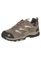 Jack Wolfskin Mountain Attack Texapore Hiking Shoes Sahara Light Brown