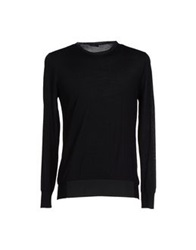 Hosio Sweaters Black