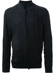Forme D'expression 'Zipped Blouson' Jacket Black