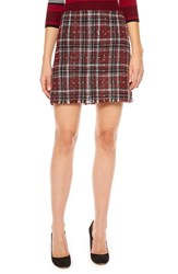 Sanctuary Women's Siena Plaid Blanket Skirt