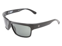 Spy Optic Frazier Happy Lens Black Happy Grey Green Sport Sunglasses Gray
