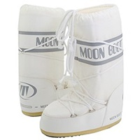 Tecnica Moon Boot White Cold Weather Boots