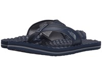 The North Face Base Camp Plus Flip Flop Cosmic Blue Monument Grey Men's Sandals Black