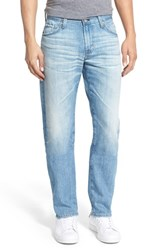 Ag Jeans Men's Ag 'Graduate' Slim Straight Leg Jeans 24 Year White Washed