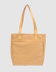 Valleverde Large Fabric Bags Beige