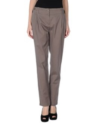 Dkny Pure Casual Pants Khaki