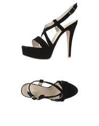 Annarita N. Footwear Sandals Women Black
