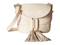 See By Chloe Grained Cowhide Crossbody Milk Cross Body Handbags White