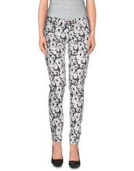 G.Sel Trousers Casual Trousers Women White