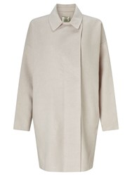 Selected Femme Kaia Wool Blend Coat Ashes Of Roses