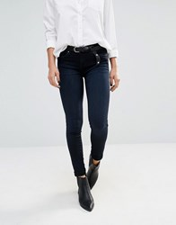 Blank Nyc Mid Rise Skinny Jeans 90210 Blue