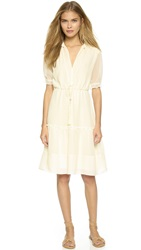 Candela Phillip Dress Off White