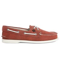 Sperry Red Technical Sneakers