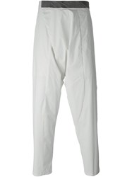 Lost And Found Ria Dunn Folded Pants White