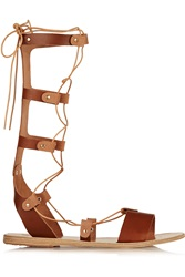 Ancient Greek Sandals Thebes Leather Sandals