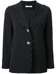 Vivetta Two Button Blazer Black