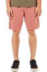 Topman Men's 'Co Ord Collection' Cutoff Jersey Knit Shorts